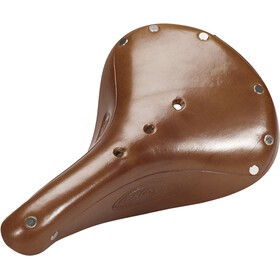 Brooks Flyer Classic Saddle Made Of Corn Leather Herre honey